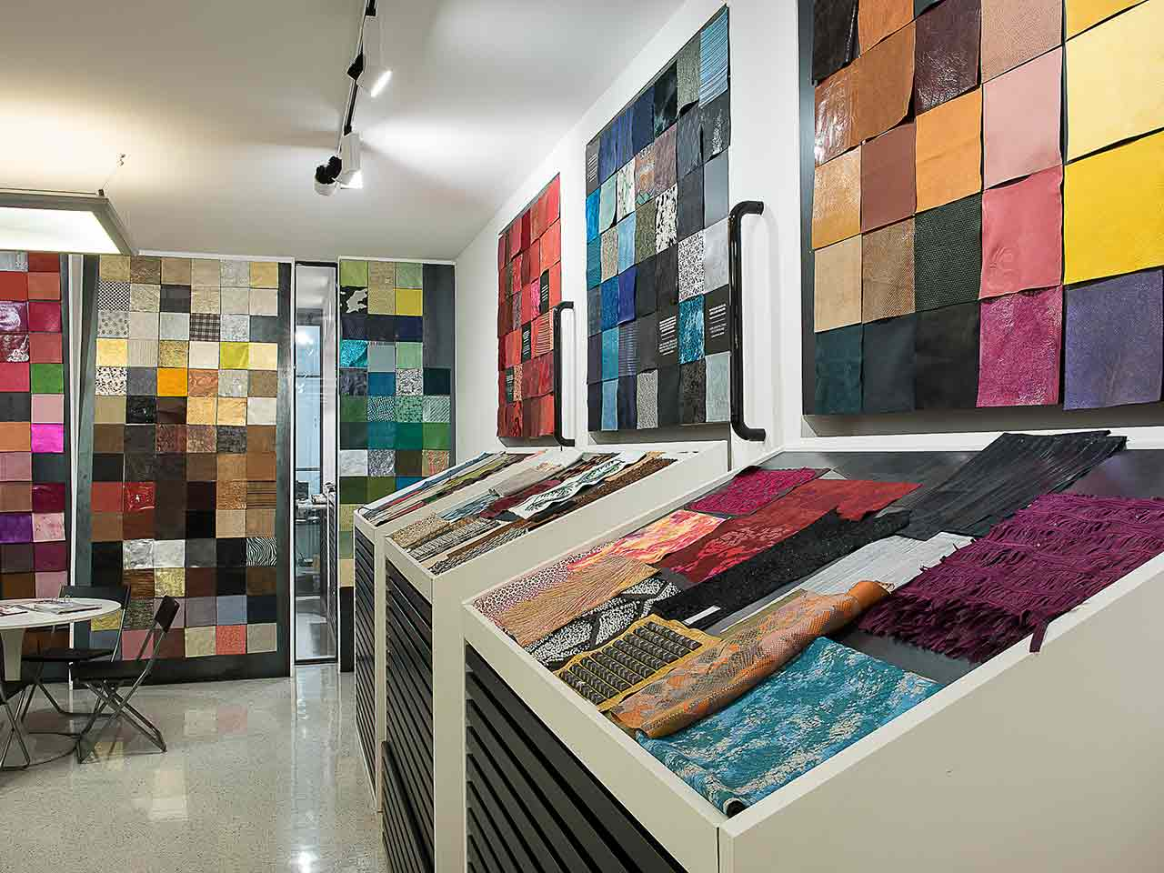 Le Lineapelle Fashion Studio à Milan