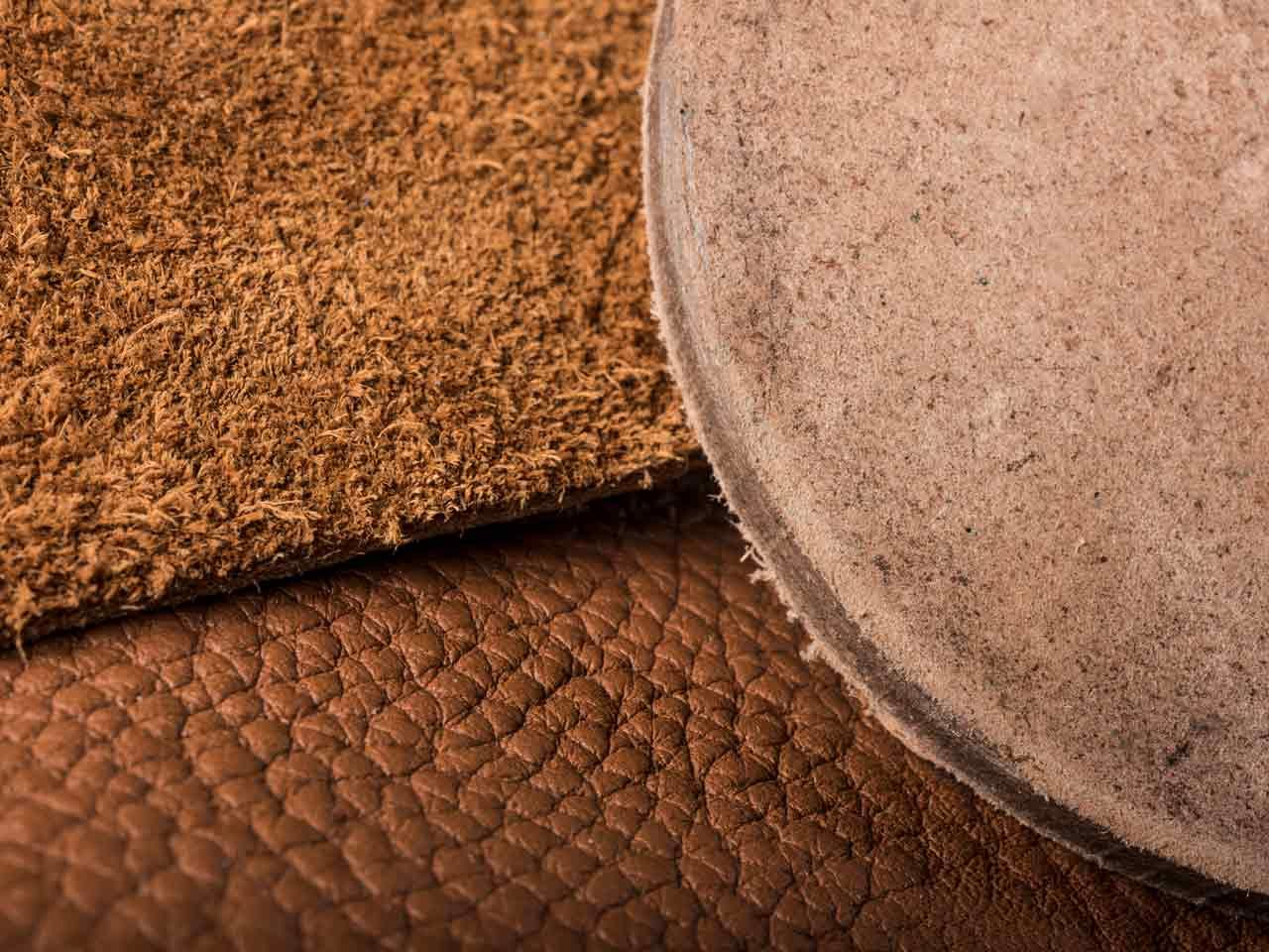 Authentic Material valorise les chutes de cuir pour développer une nouvelle matière