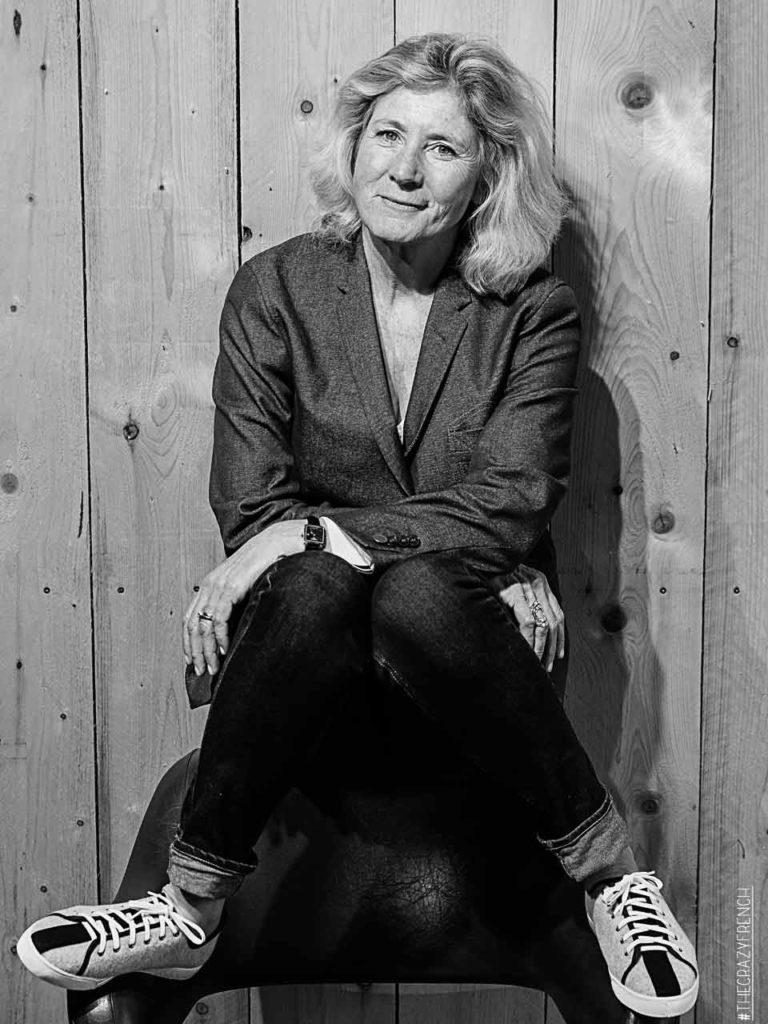 Françoise Naudet co-fondatrice de La Rue du Made in France