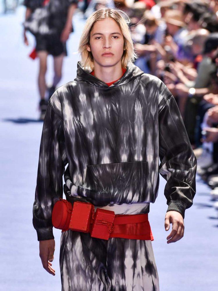 Défilé homme Louis Vuitton printemps-été 2019
