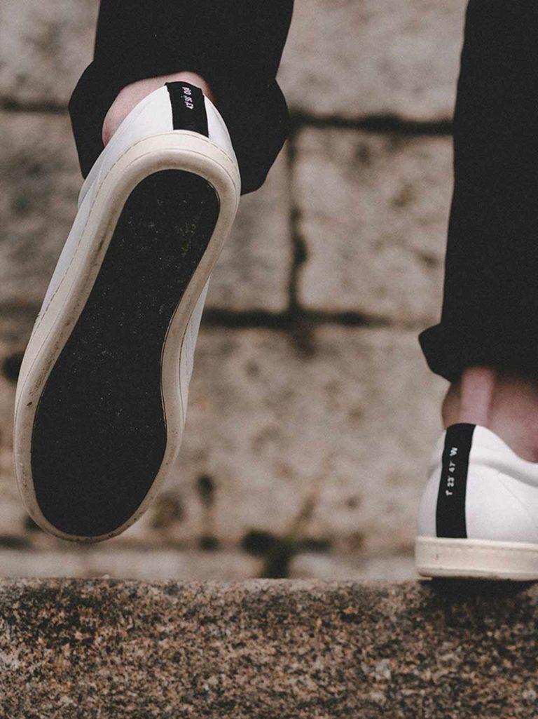 Sneaker basse Gravière OTH