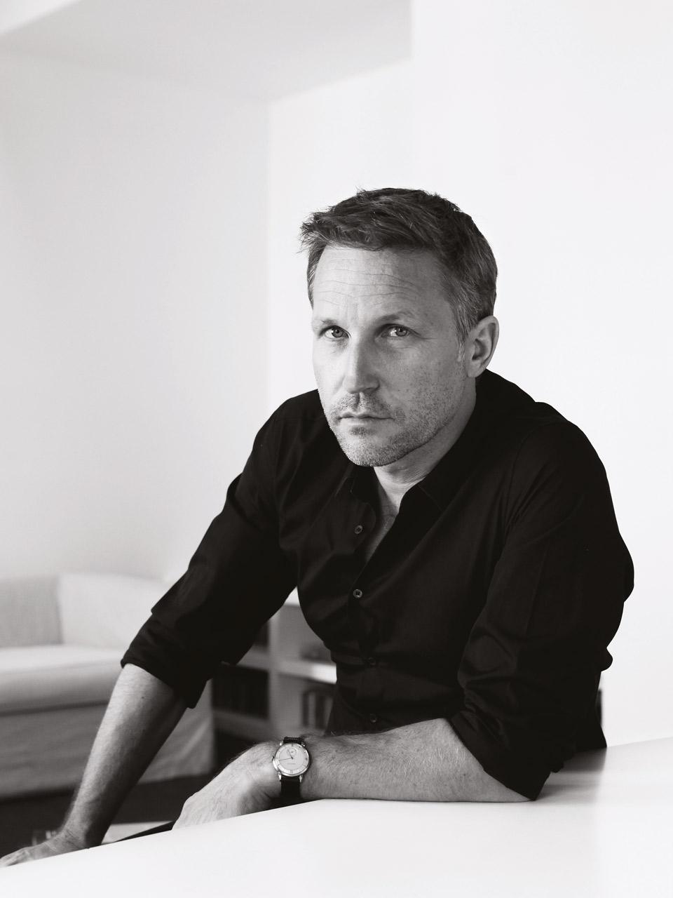 Stéphane Parmentier directeur artistique de Giobagnara