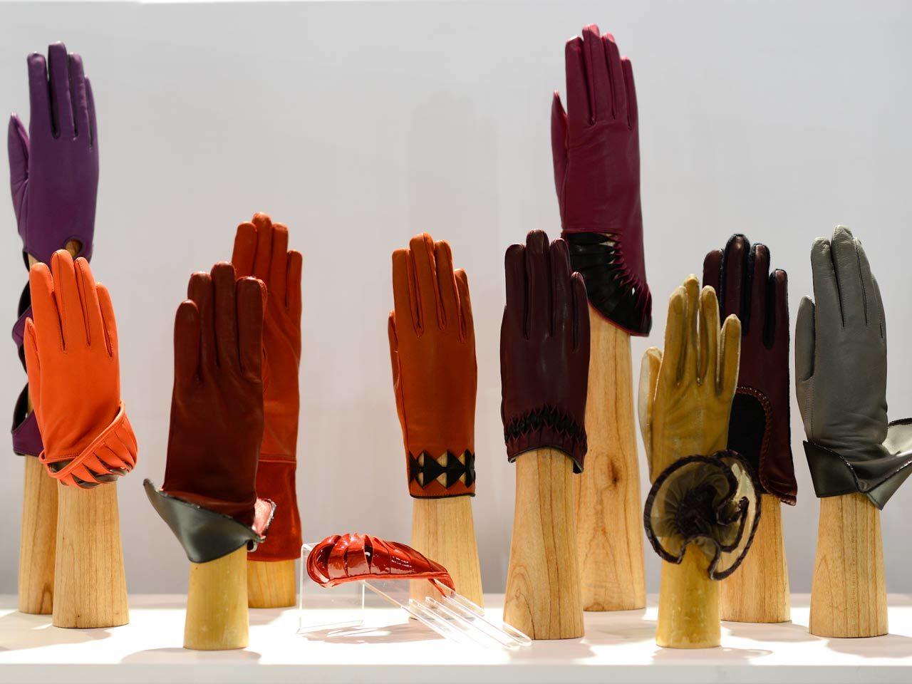 Collections de gants Haute Couture et Prêt-à-porter Thomasine Gloves