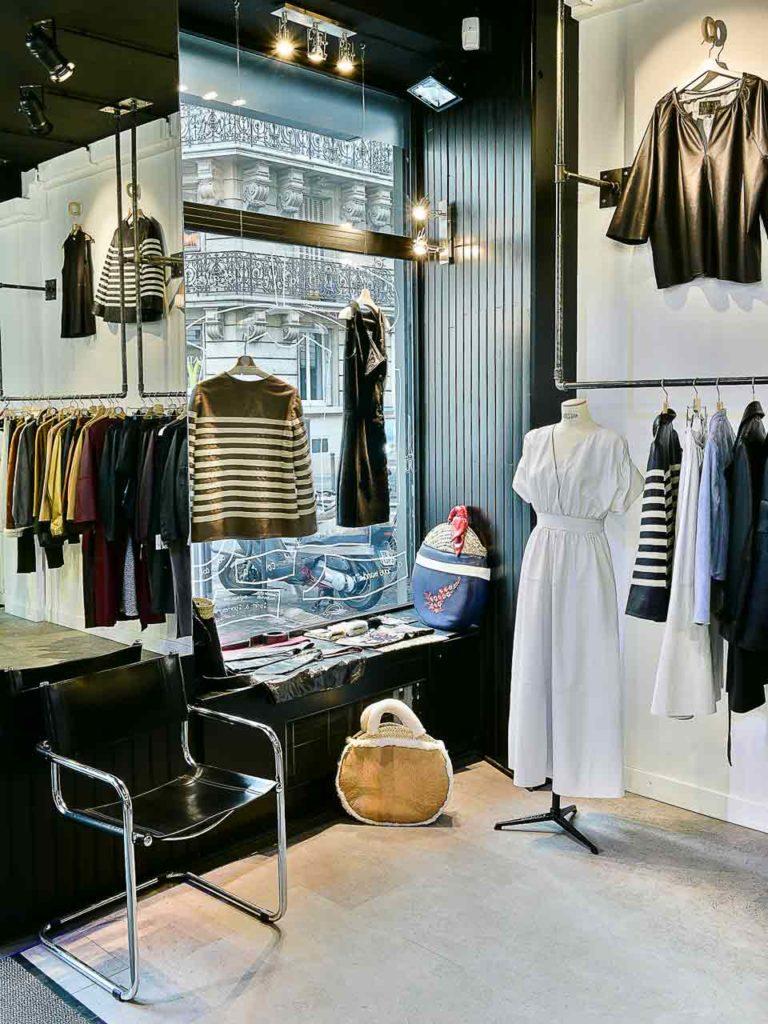 L'atelier-boutique Bison Cuir à Paris
