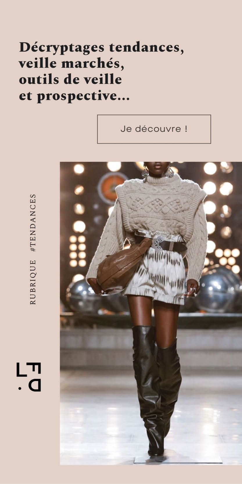 Leather Fashion Design - veille