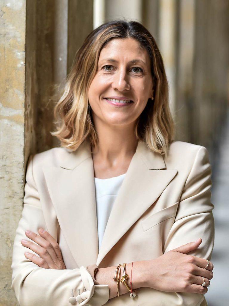Virginie Ducatillon, experte en développement produit maroquinerie