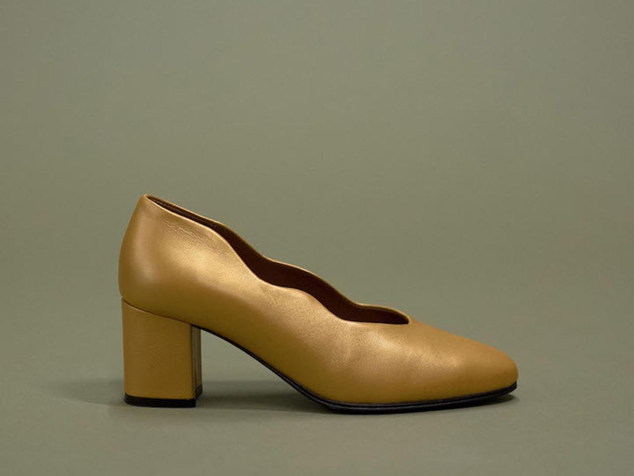 couleur attrayante Los Angeles prix spécial pour Anne Thomas des souliers au féminin singulier - Leather ...