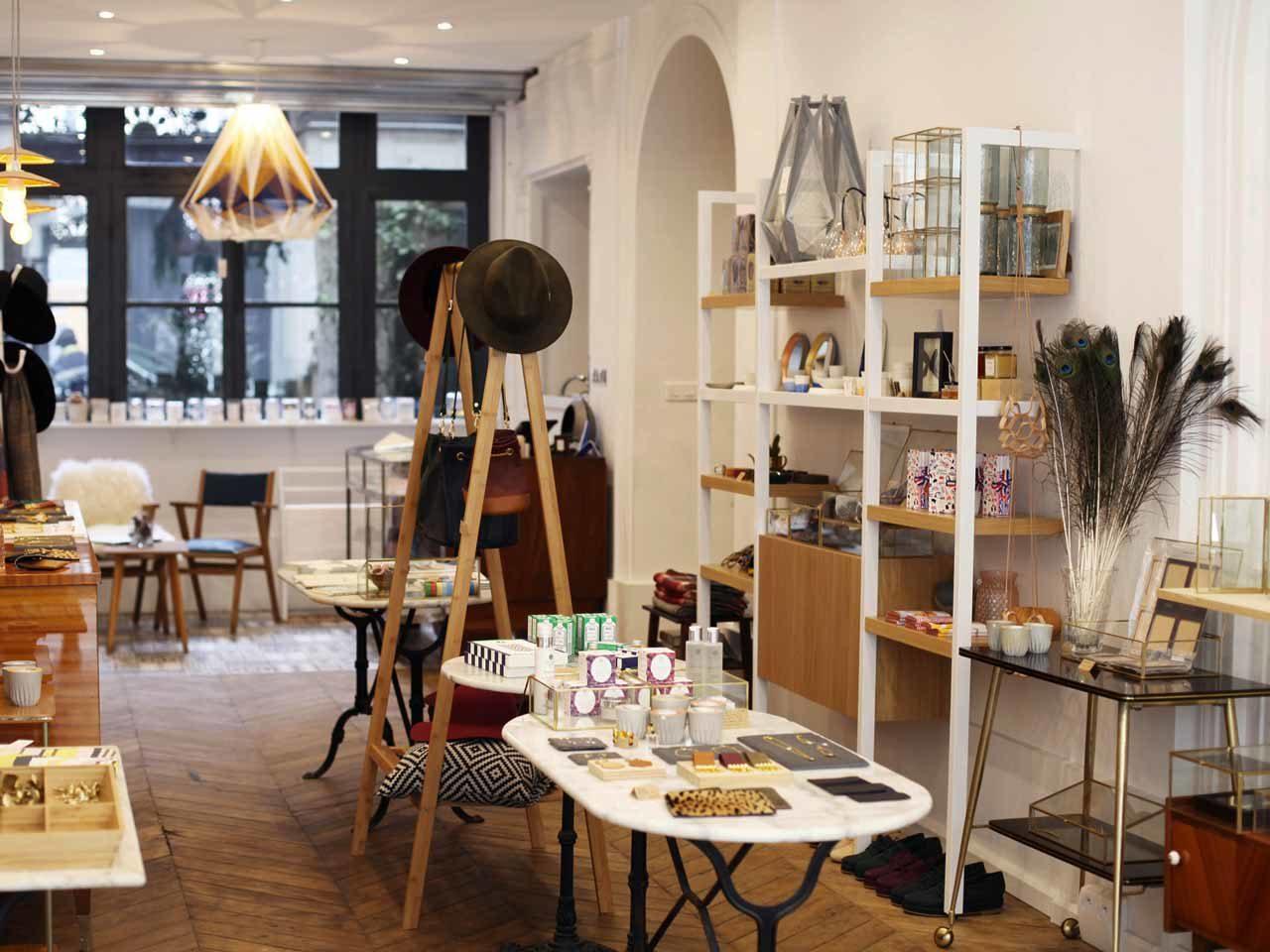 Fauvette Paris concept-store