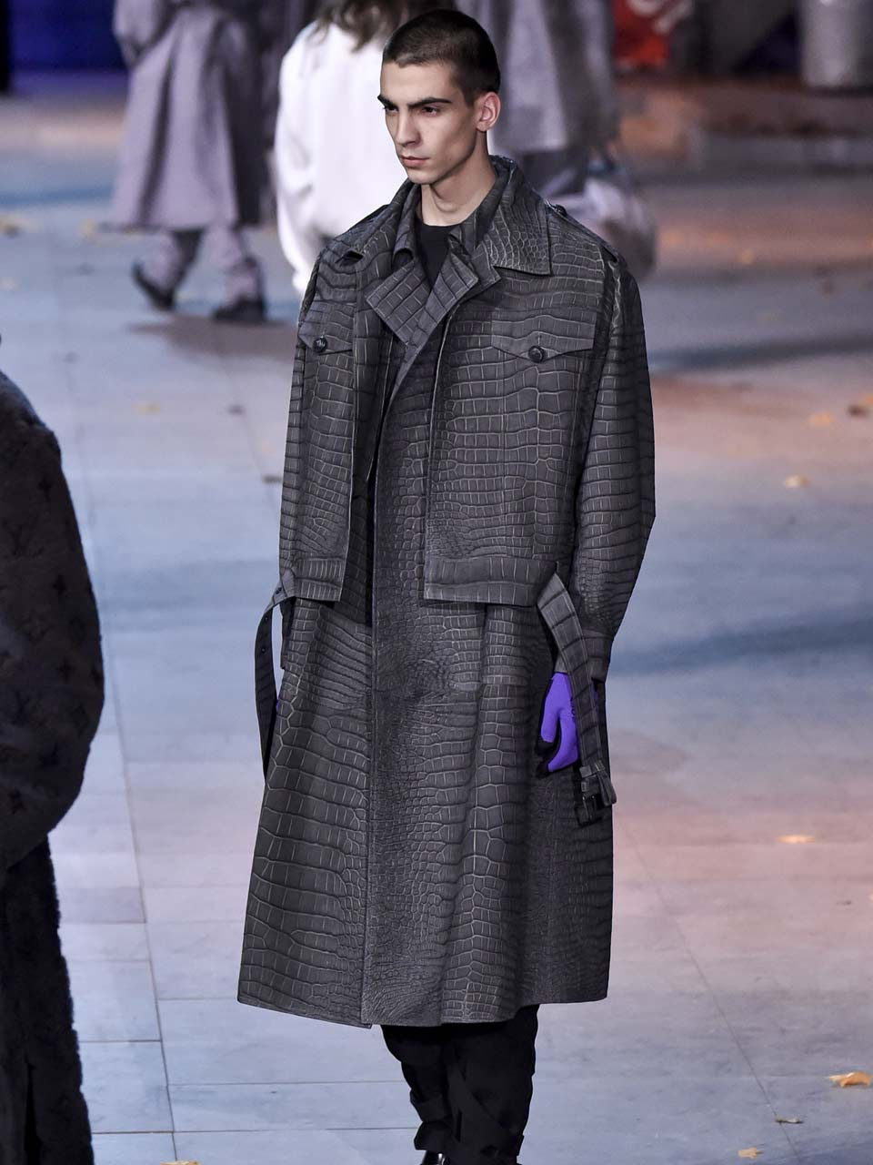 Louis Vuitton homme FW1920