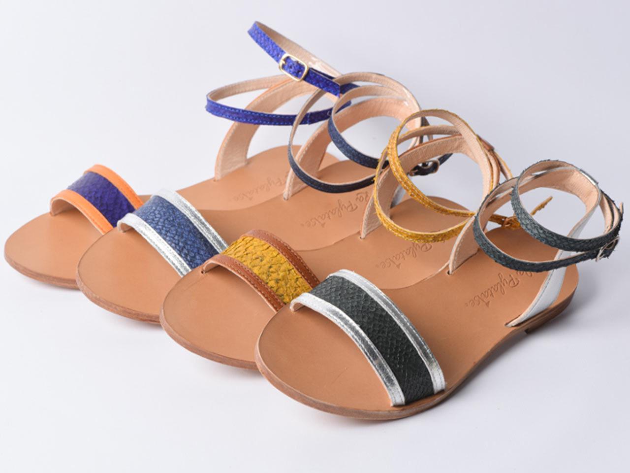 Sandales La Pylataise