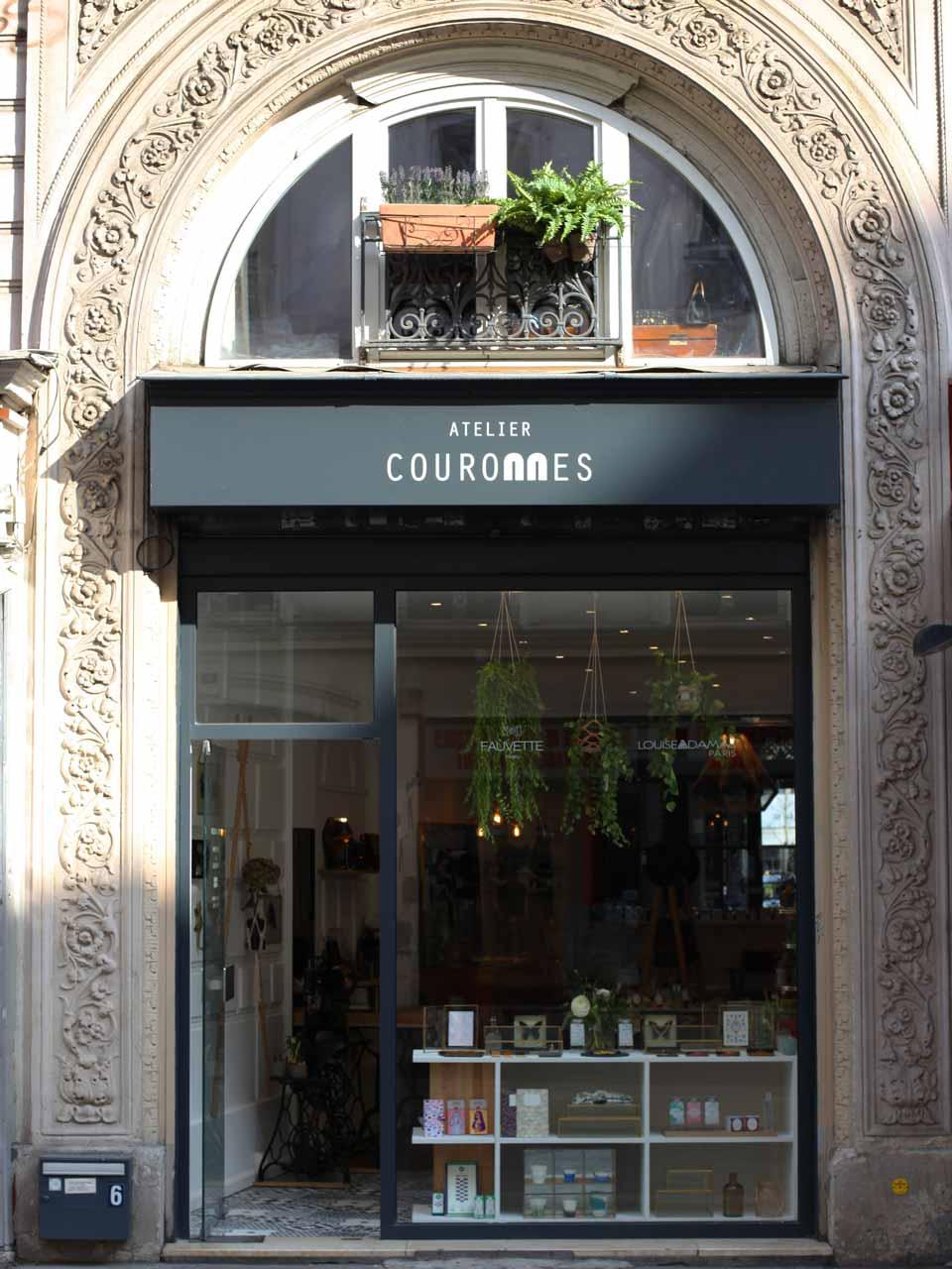 Fauvette Paris Atelier Couronnes