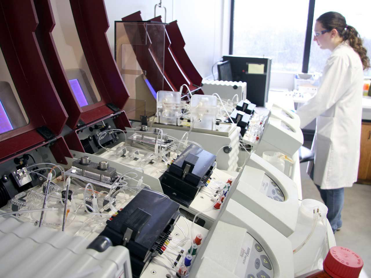 Environnement laboratoire CTC