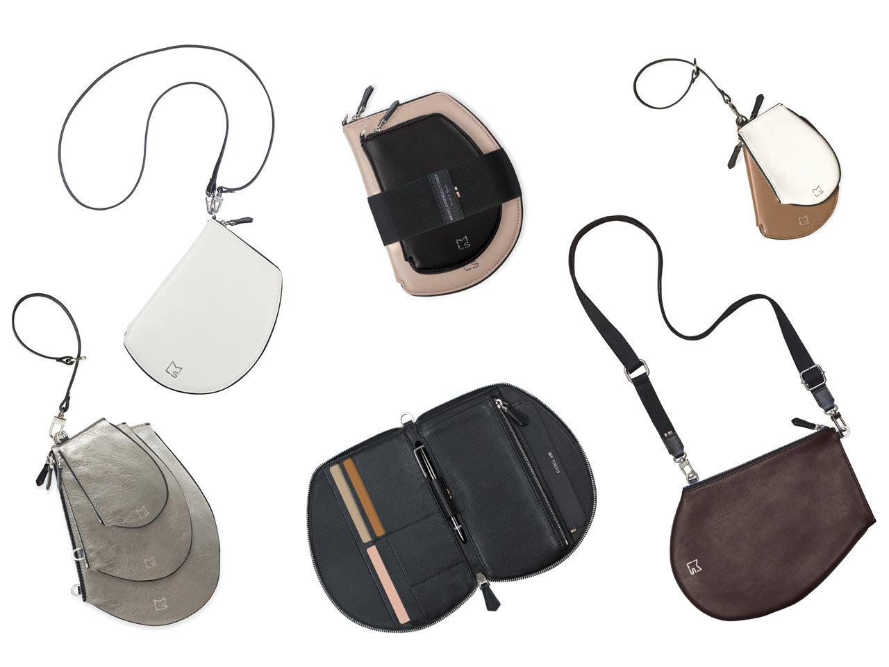Modèles Zip MLS, Pocket compartimenté et accessoires
