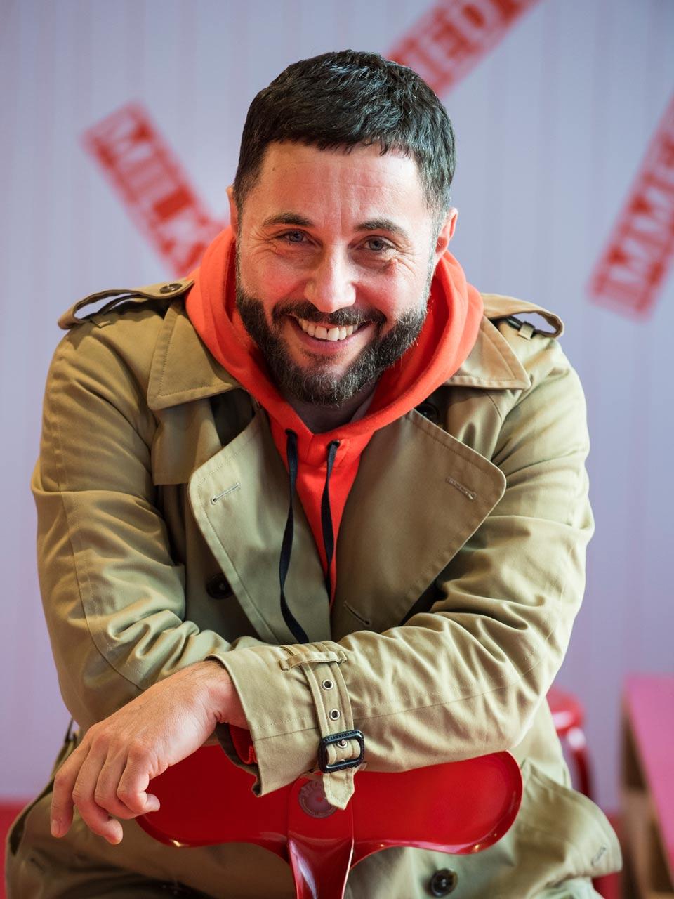 Olivier Jault designer chaussure