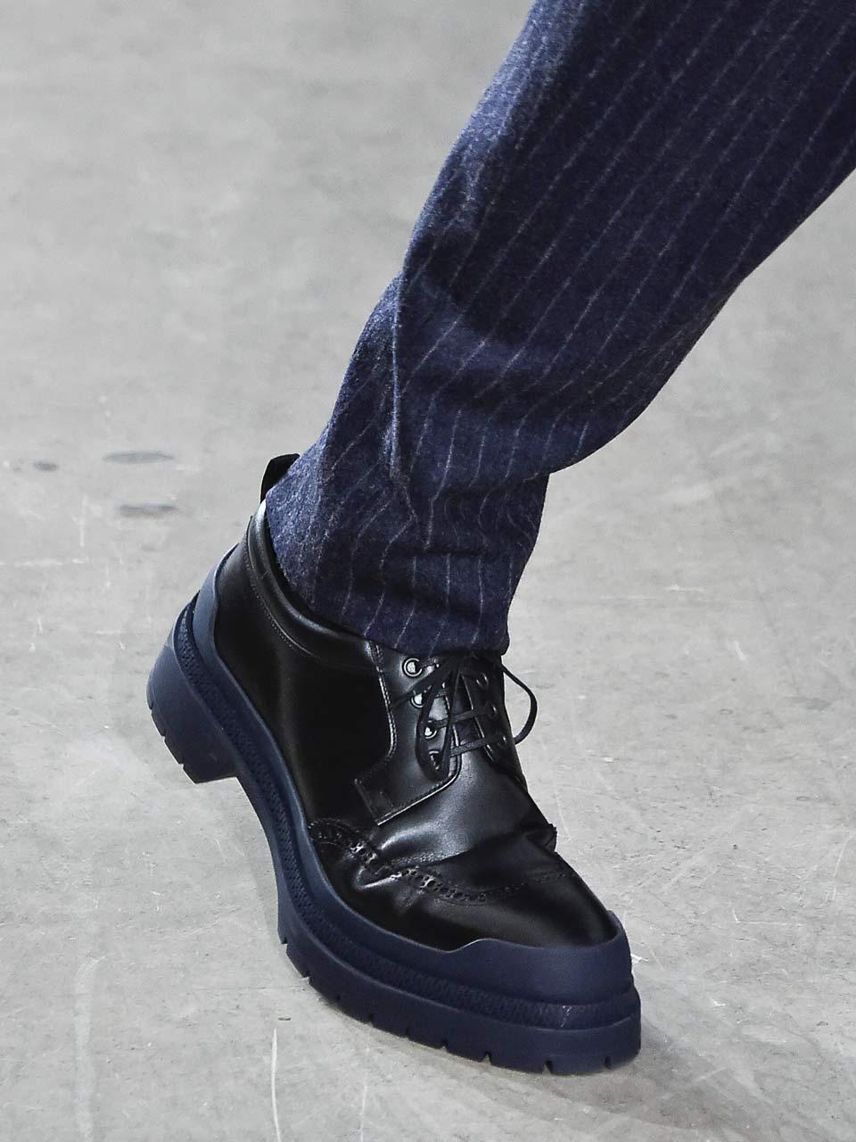 défilé homme accessoires FW1920 Hermès