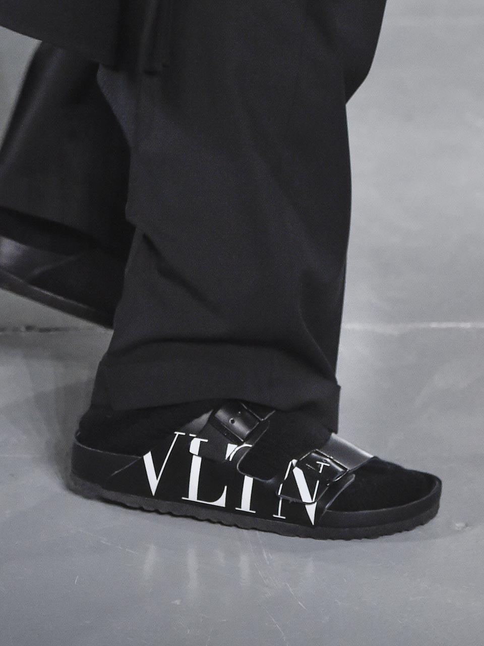 défilé homme accessoires FW1920 Valentino