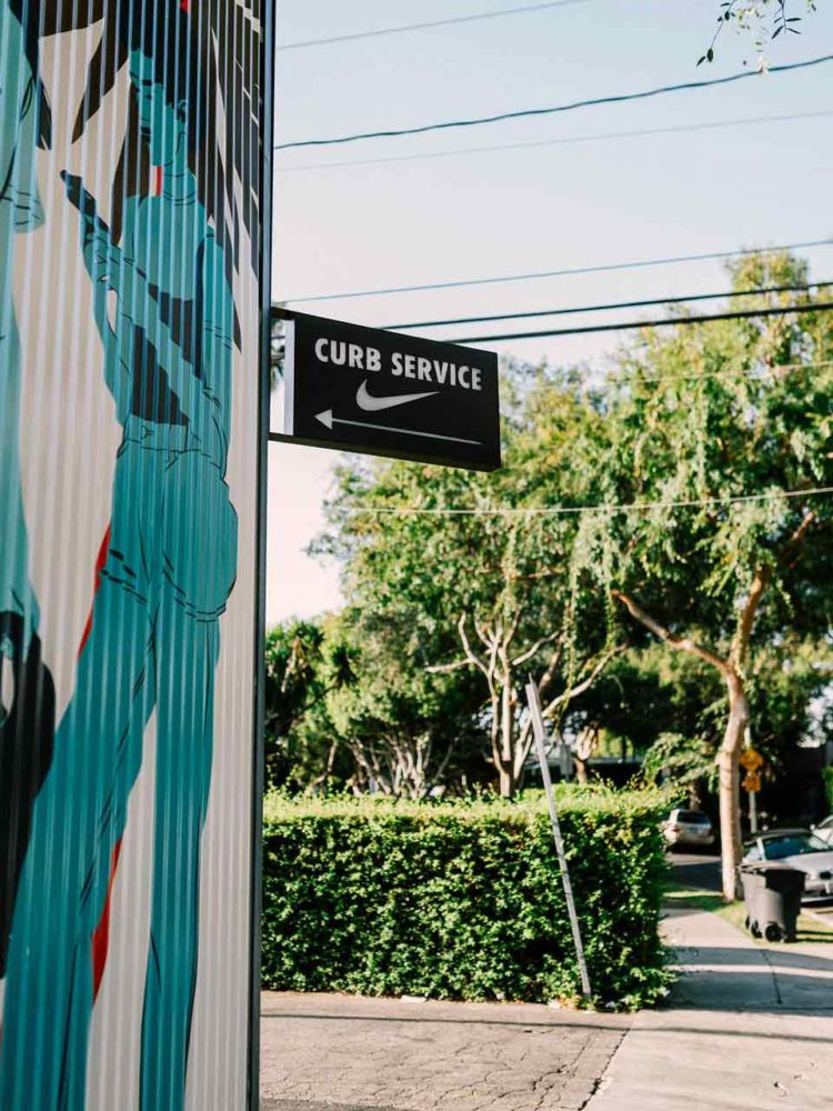 Nike Curb Service