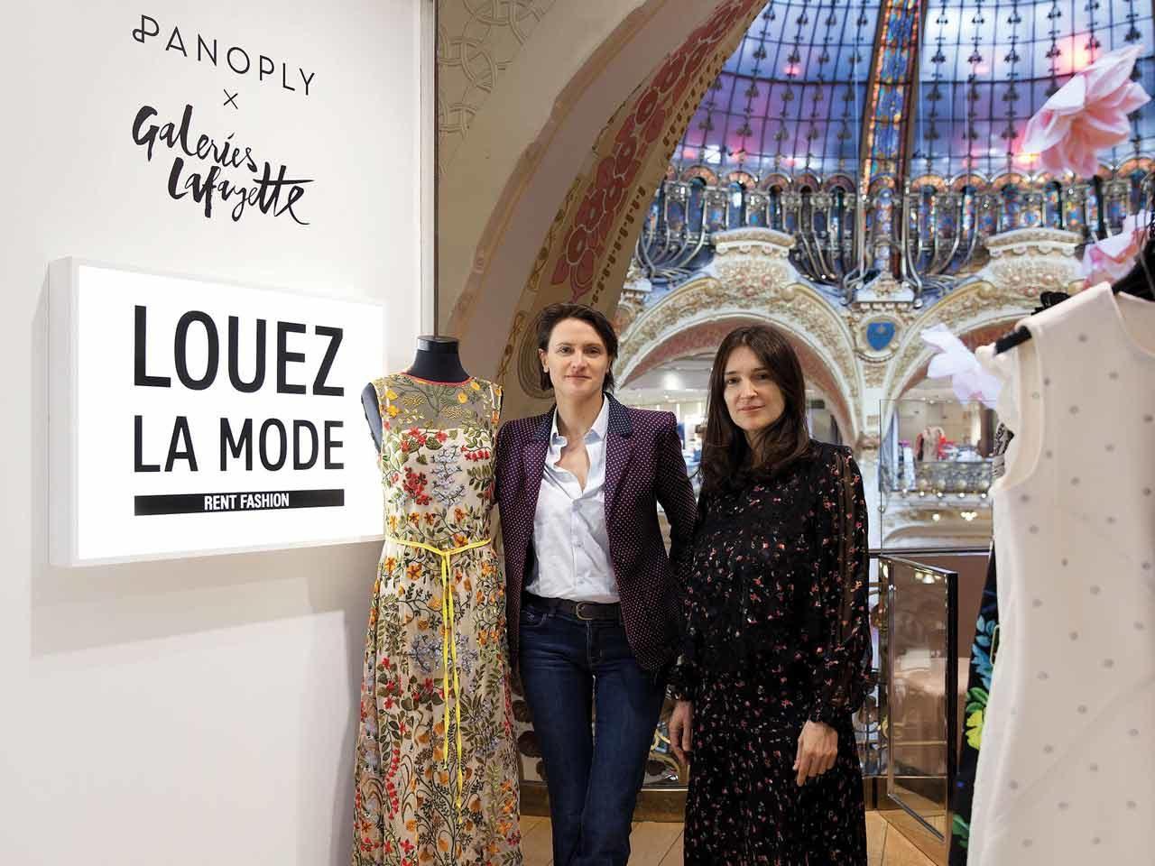 Emmanuelle Brizay et Ingrid Brochard fondatrices de Panoply