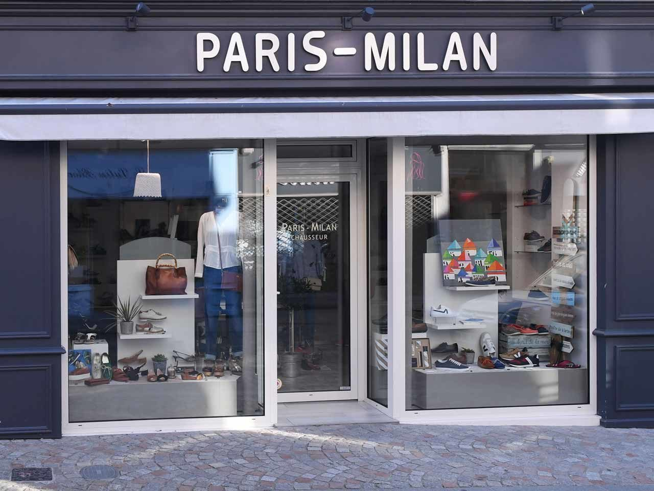 Boutique Paris Milan Paimpol