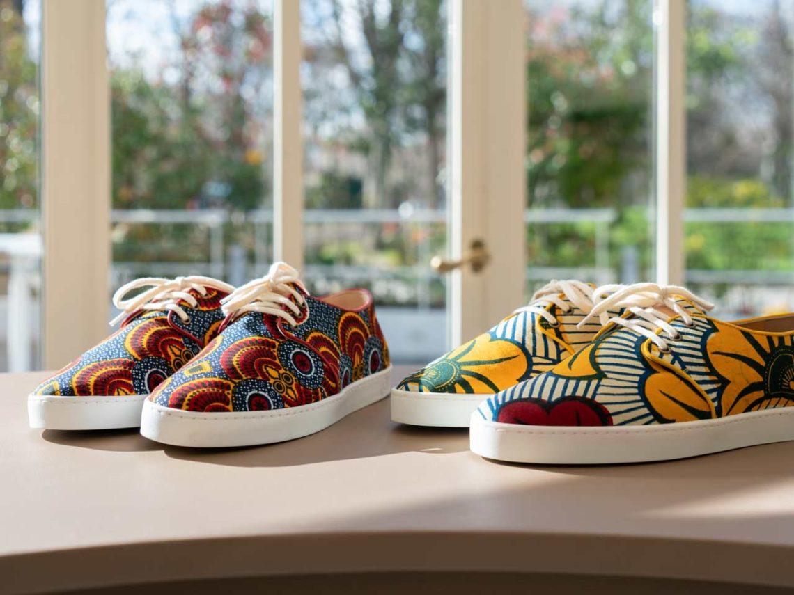 Le samedi 27 avril, l'équipe de Panafrica sera présente pour parler de sa démarche sociale, économique et environnementale. Un totebag en wax tissé dans un centre d'excellence textile par des femmes burkinabés sera offert pour tout achat.