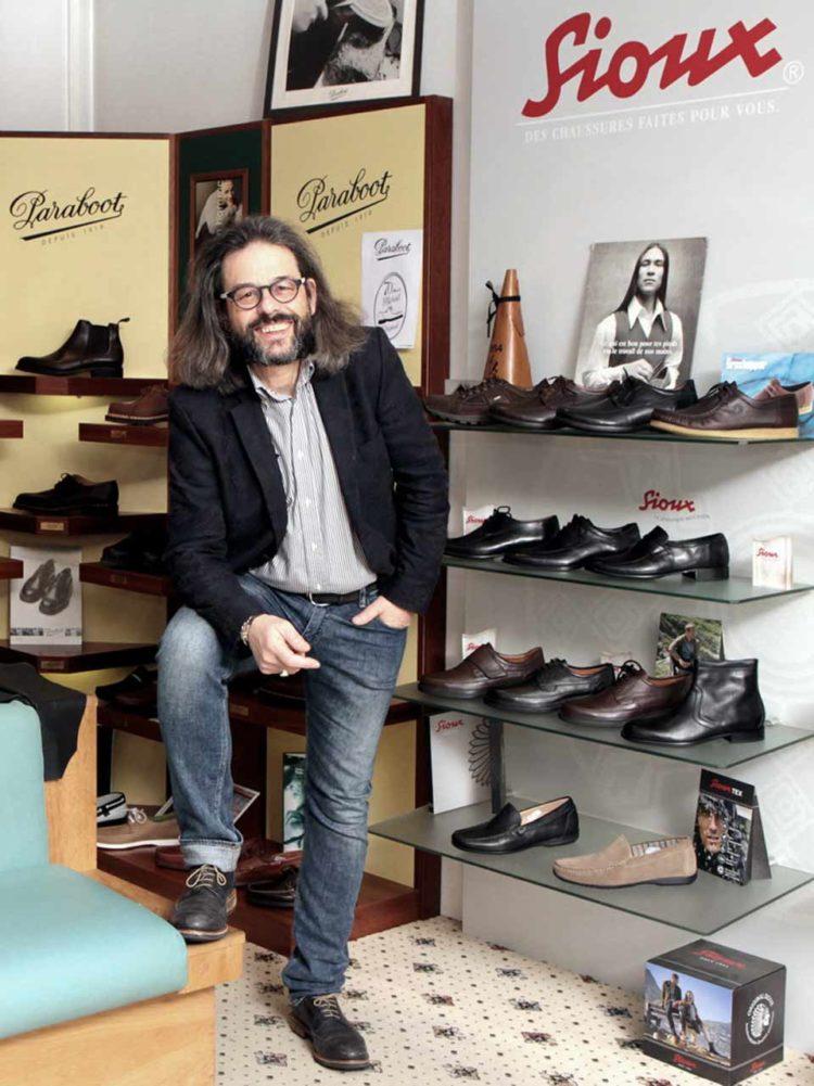 Philippe Daquai chaussures Paul