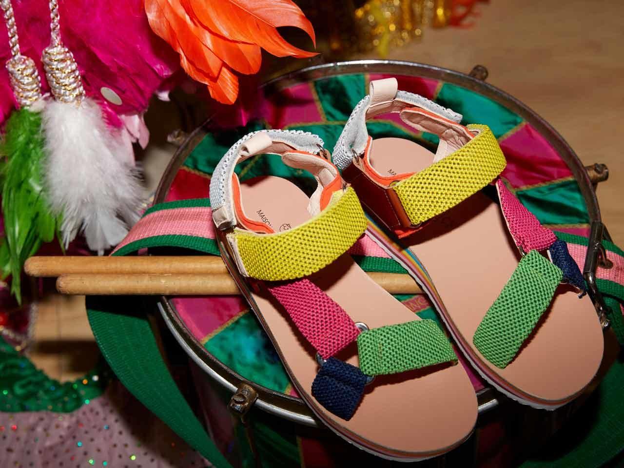 Sandales Jambo Maison Mangostan