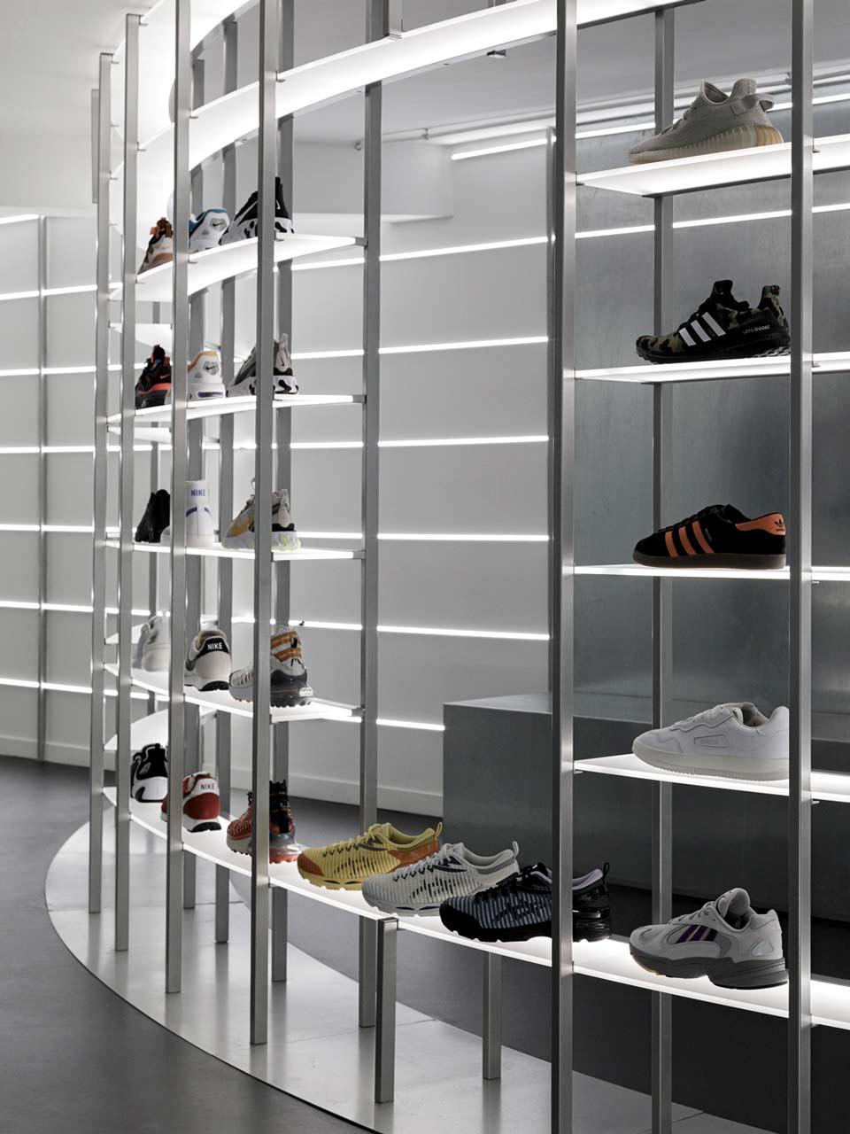 The Next Door sneakers.