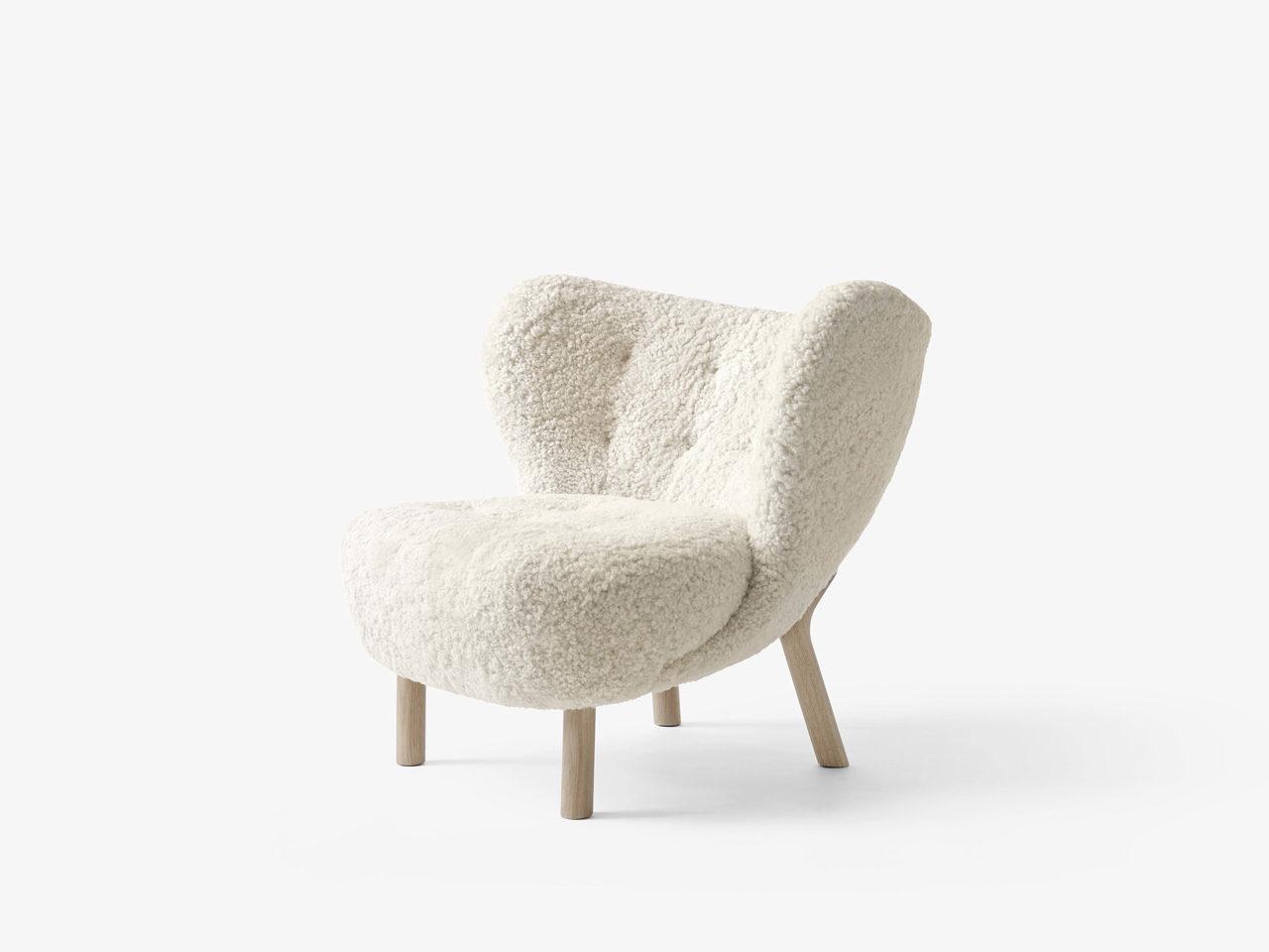 Little Petra, le fauteuil dessiné par Viggo Boesen