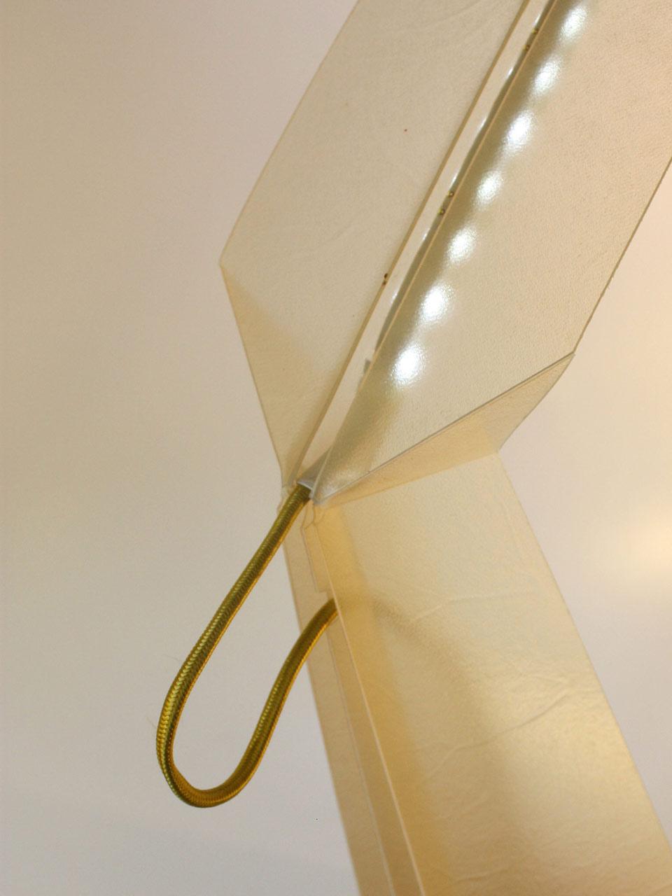 ORIGAMI luminaire parchemin didier versavel