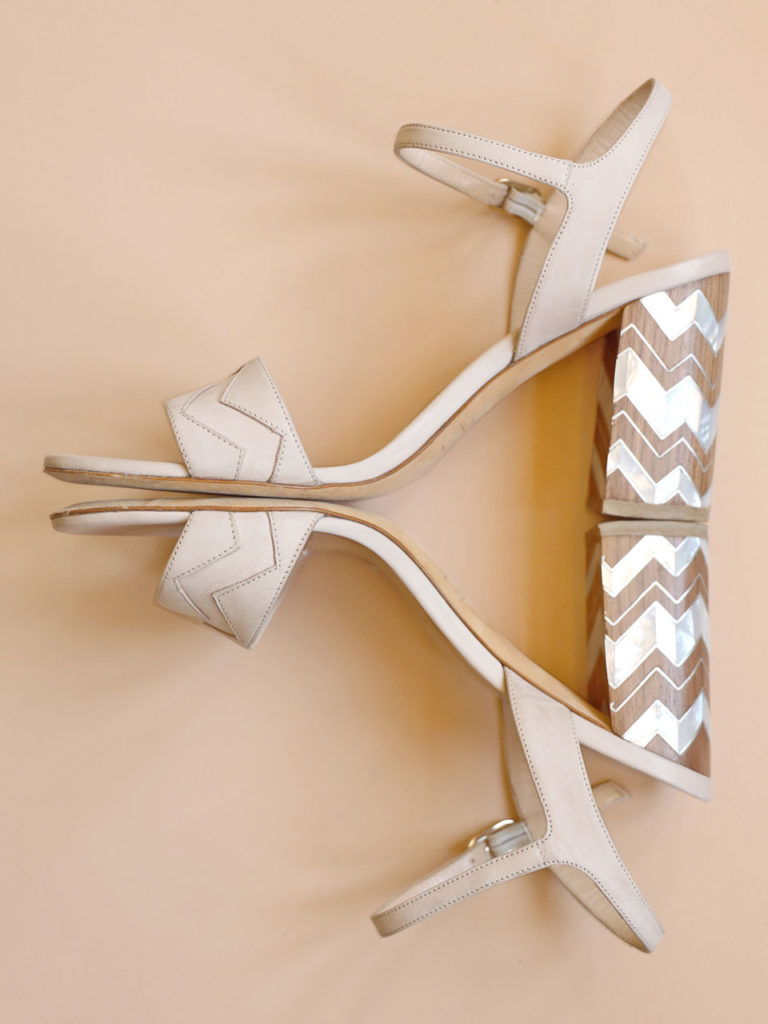 Sandale cuir Fratelli Rossetti