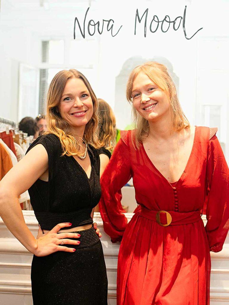 Marianne Szeib Simon, fondatrice et Marion Posty Sworowski, co-fondatrice de Face to Face