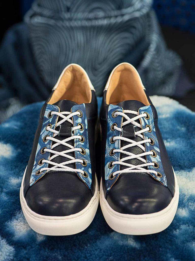 Sneakers Sukumo Leather.