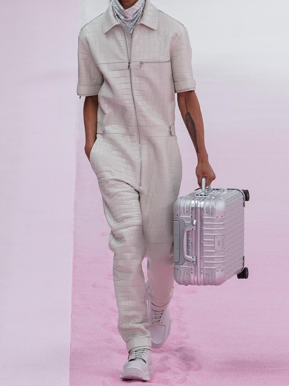 Défilé Dior Men printemps-été 2020.