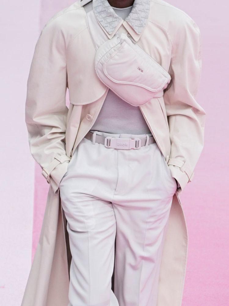 Défilé Dior printemps-été 2020.