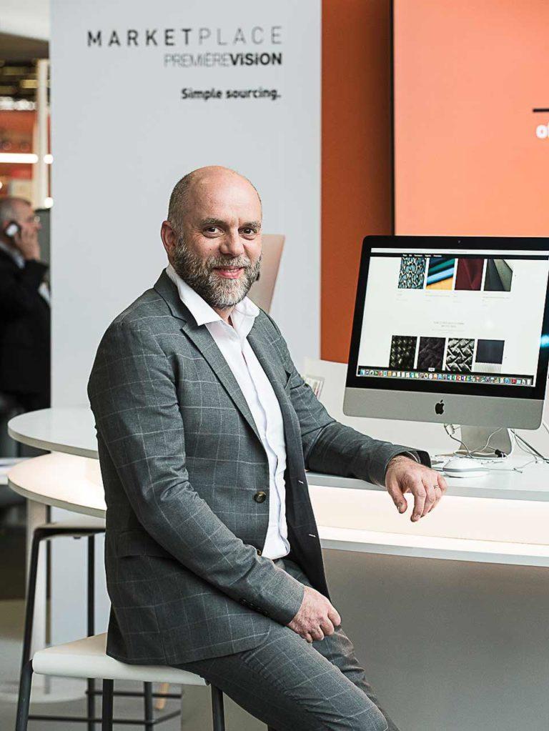 Gaël Seguillon, Directeur de la Market Place de Première Vision