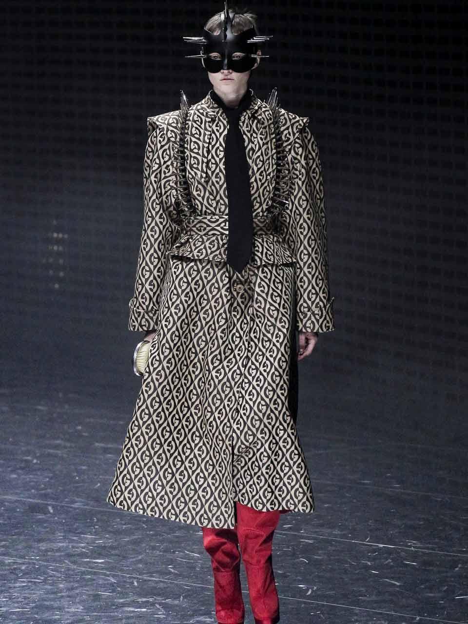Défilé Gucci automne-hiver 19/20