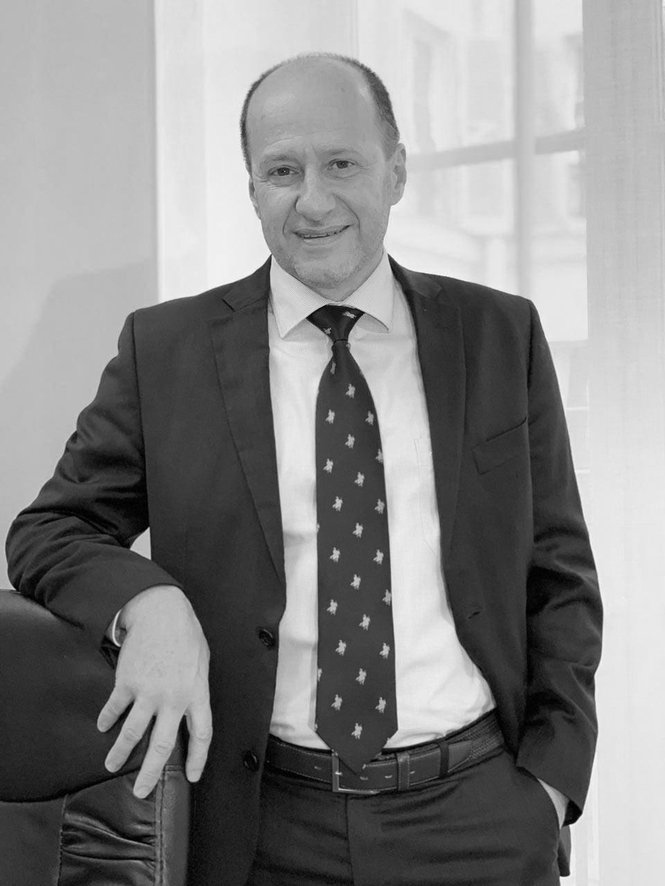 Éric Mertz, Président de la Fédération Nationale de l'Habillement