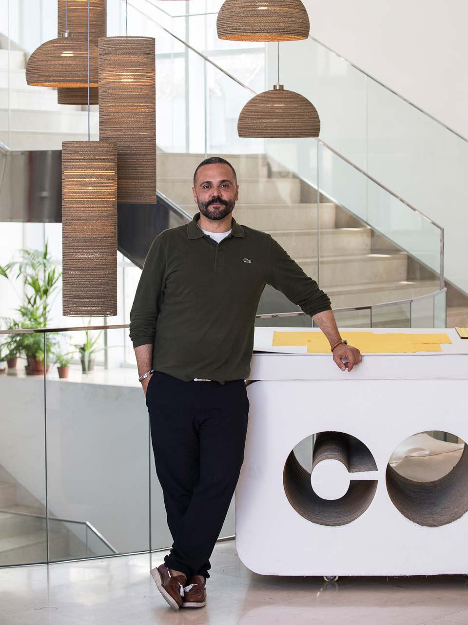 Javier Gallego, Directeur de Movex