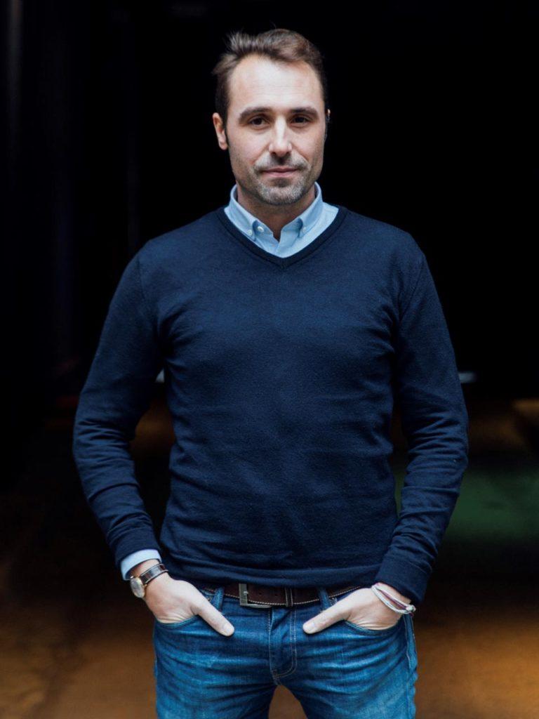 Frédéric Maus, Directeur Général de WSN Développement