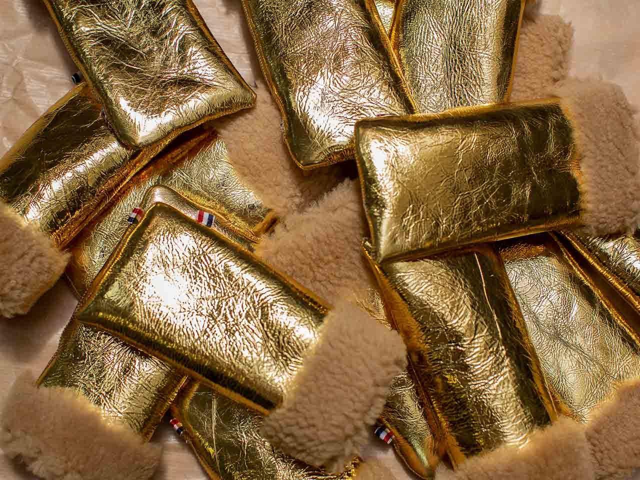 Accessoires peau lainée Toasties