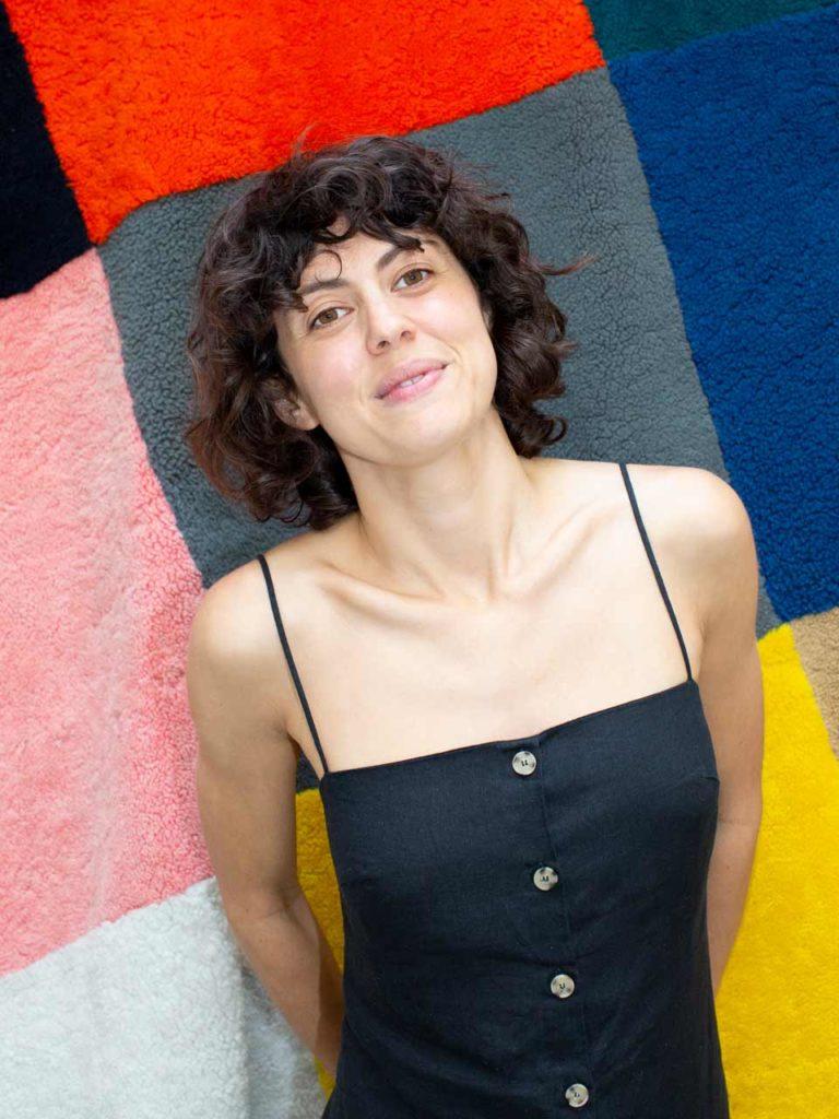 Maria Lye créatrice de Toasties