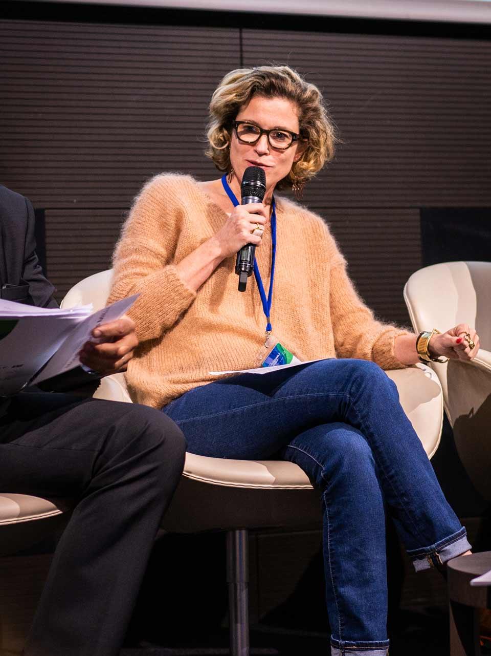 Anne-Céline Humeau dirigeante Humeau-Beaupréau