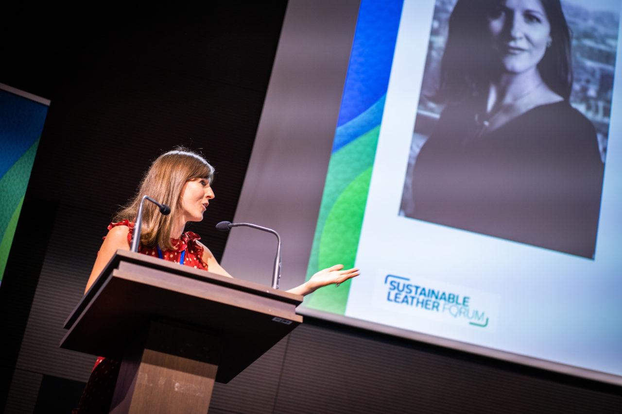 Jennifer Schappert, Analyste des politiques, textiles et vêtements au sein de l'unité de la conduite responsable des entreprises de l'OCDE