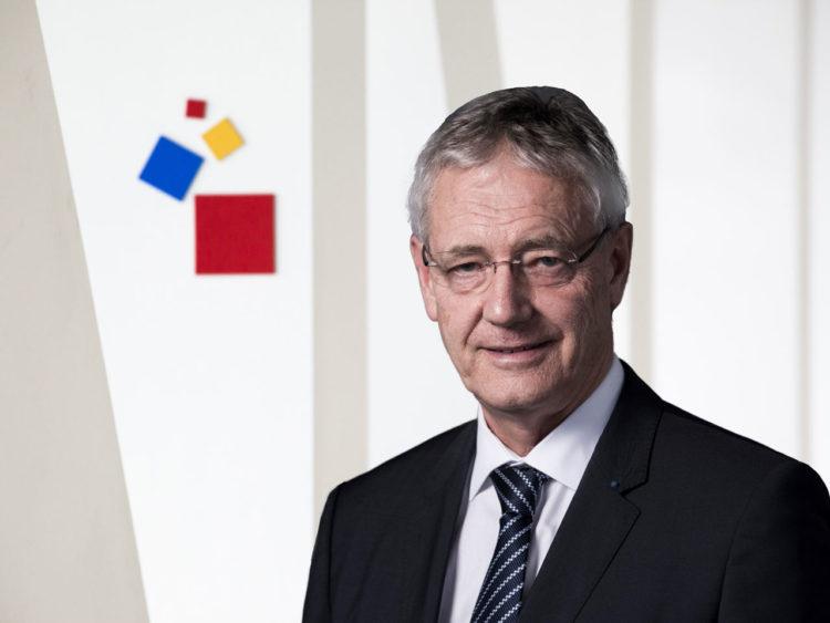 Michael Scherpe, Président de Messe Frankfurt France