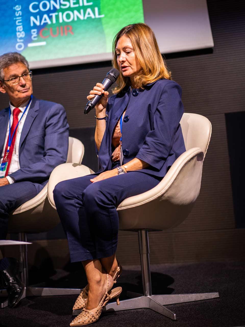 Anna Athanasopoulou, Directrice du Tourisme et des industries Émergentes et Créatives à la Commission Européenne.