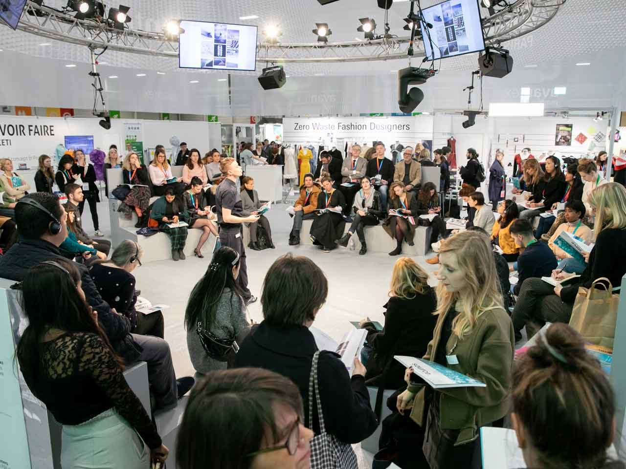 Conférences salons Fairyland for Fashion