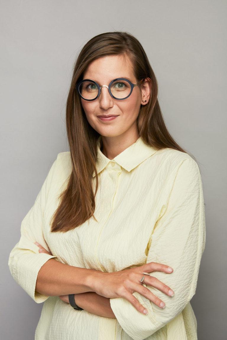 Szonja Iván-Ly, fondatrice de la marque Sonika Studio