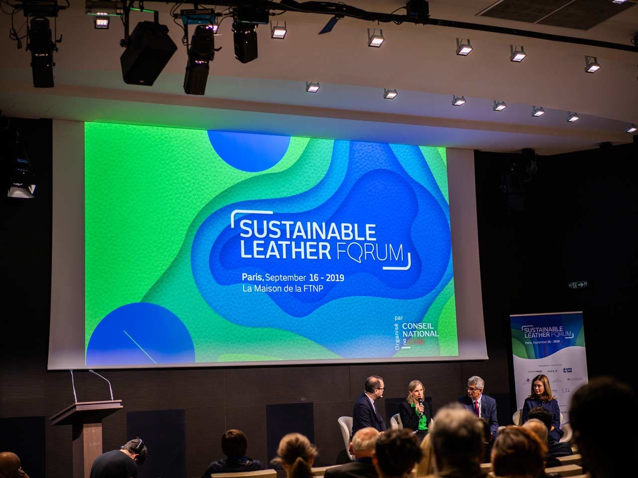 Sustainable Leather Forum