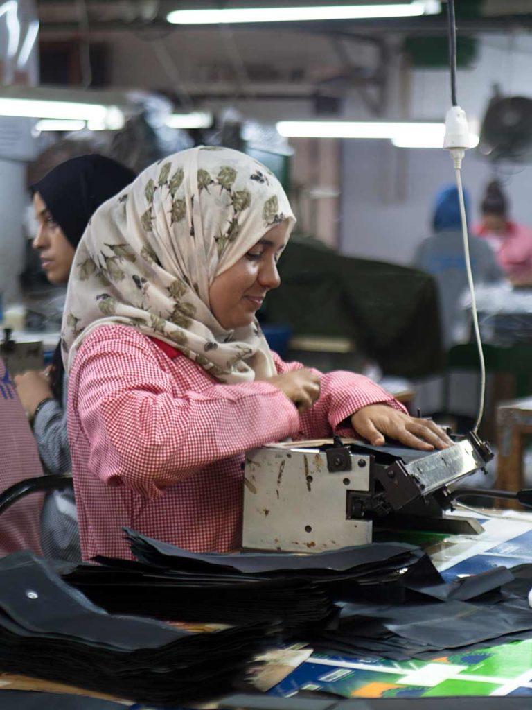 CRK fabricant maroquinerie tunisie
