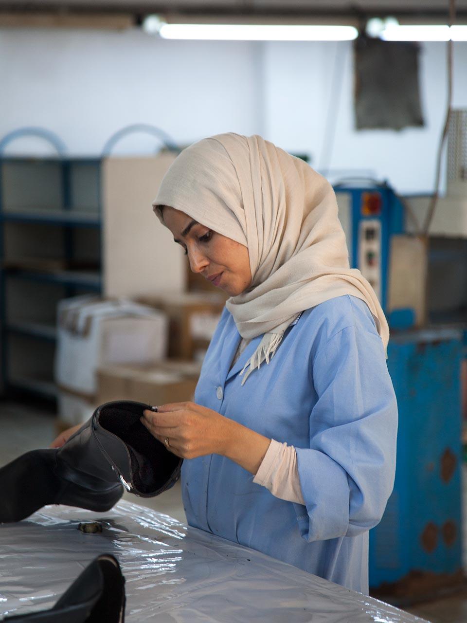 Matador fabricant chaussure Tunisie